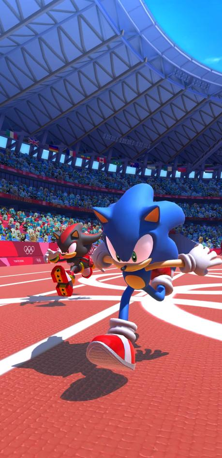 Premières images pour Sonic at the Olympic Games – Tokyo 2020