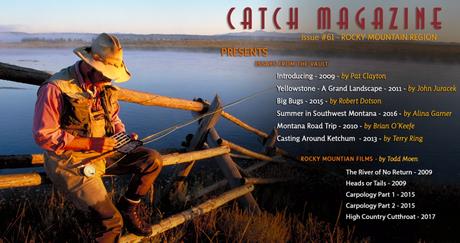 Catch Magazine N°61