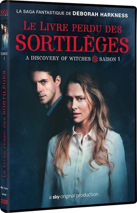 CHRONIQUE DVD : Le Livre perdu des Sortilèges Saison 1