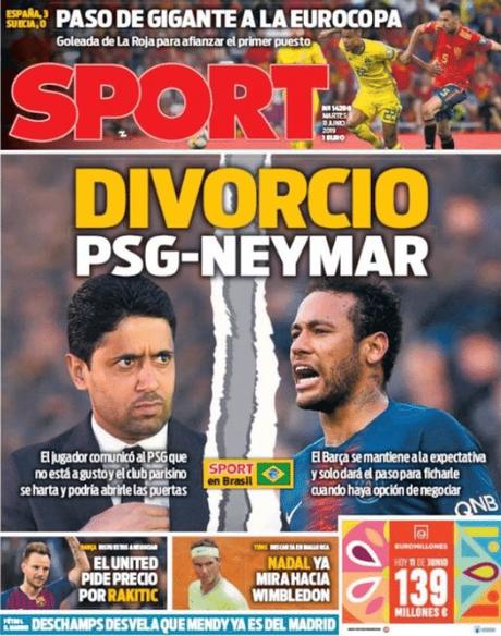 Neymar aurait demandé à quitter le PSG !
