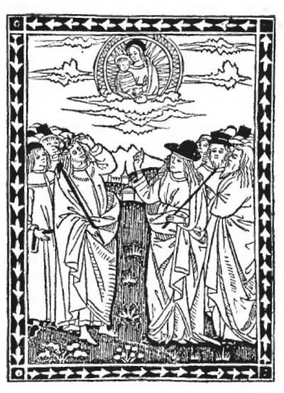 1493 apres Stanze della festa di Ottaviano Imperatore , Firenze, Miscomini, dopo 22 luglio1493 (C) British Library