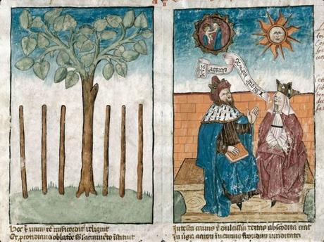 1470-1480 Speculum humanae salvationis Marseille, BM, 0089, f. 009