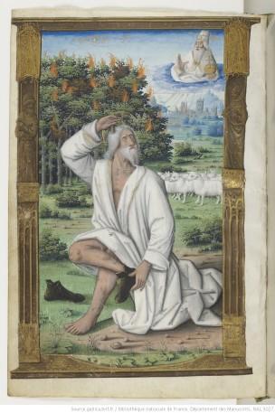 1500-05 Maitre des Triomphes de Petrarque Petites Heures d'Anne de Bretagne Gallica BNF NAL 3027 fol 25v