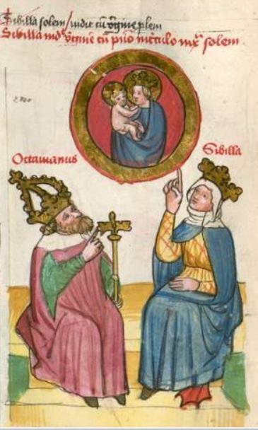 1350-1400 Munich,Bayerische Staatsbibliothek Clm 3003, fol. 7v