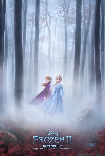 Nouvelle bande annonce VF pour La Reine des Neiges 2 de Jennifer Lee et Chris Buck