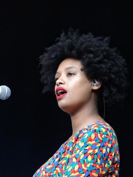 Voyou au Festival Art Rock, jour deux, Scène B, Saint-Brieuc, le 8 juin 2019