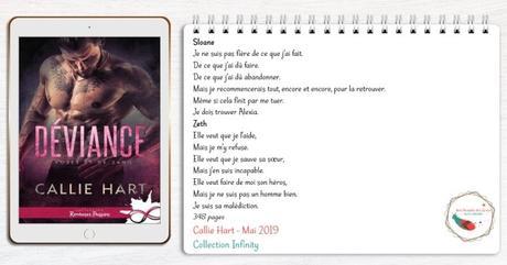 De roses et de sang #1 – Déviance – Callie Hart