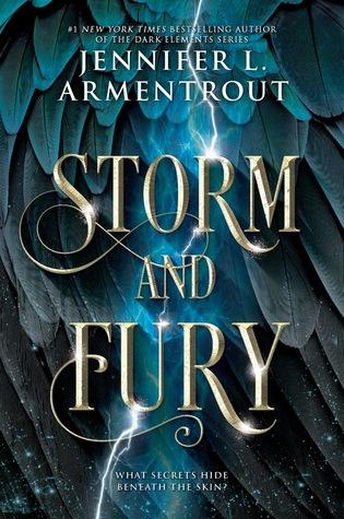 The Harbinger, tome 1 : Storm and Fury – Jennifer L. Armentrout