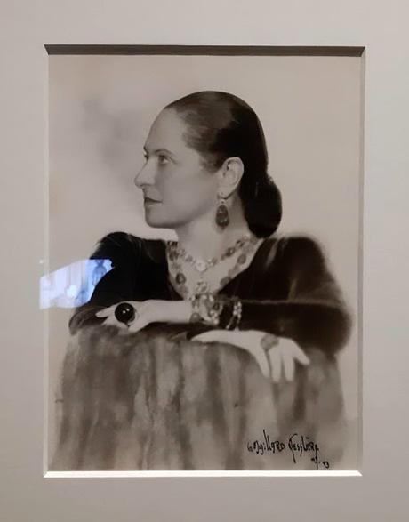 Exposition Helena Rubinstein musée d'art et d'histoire du Judaïsme mahJ Paris cosmétique