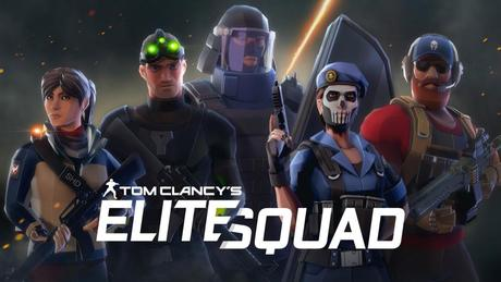 E3 2019 : Ubisoft dévoile Tom Clancy's Elite Squad, un action-RPG pour mobile