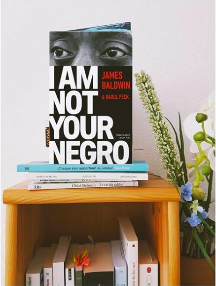 I AM NOT YOUR NEGRO de James Baldwin et Raoul Peck