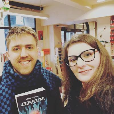 Interview #1 : l'auteur Antonin Atger