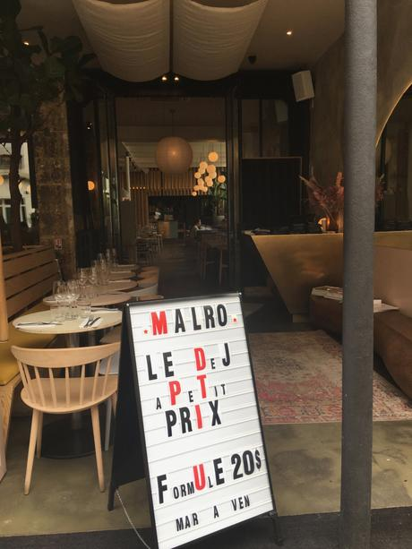 MALRO : LA MÉDITERRANÉE PAR DENNY IMBROISI ET MICAËL MEMMI – PARIS 3