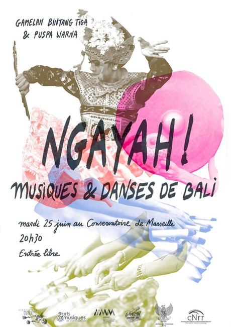 RDV à Marseille pour Ngayah !