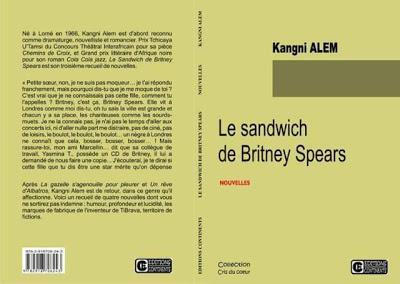 Kangni Alem : Le sandwich de Britney Spears