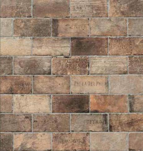 brick look tile weathered brick white brick tile lowes