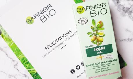Que vaut le baume multi-usages de Garnier BIO ?