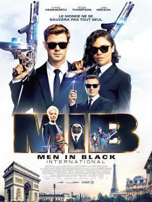 Men In Black : International (2019) de F. Gary Gray