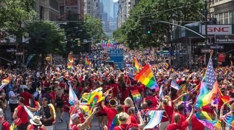 la world pride à new york