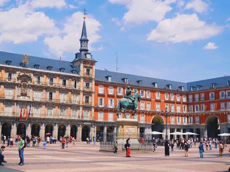 Mon voyage à Madrid en 5 jours