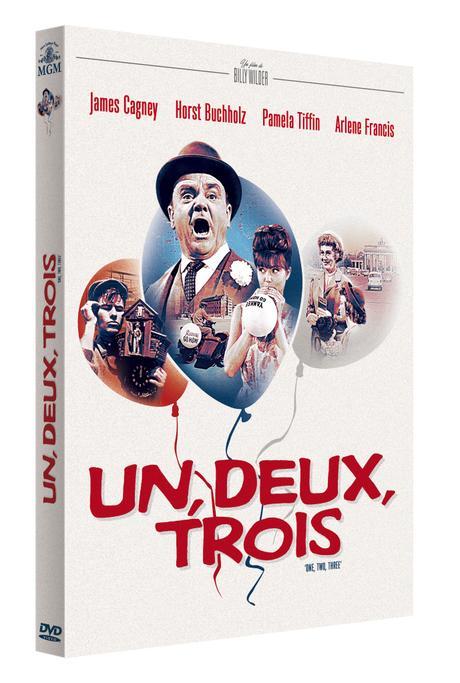 UN, DEUX, TROIS (Concours) 3 Blu-ray à gagner