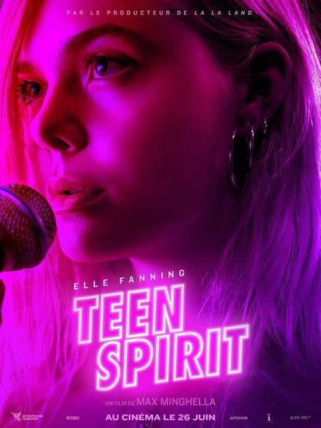 TEEN SPIRIT - ELLE FANNING