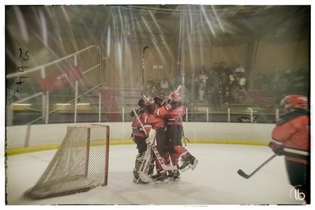 Hockey : Comètes 4 – Gaulois 2