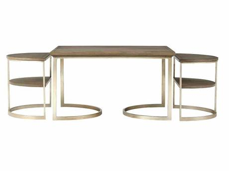 stanley coffee table furniture bunching cocktail table