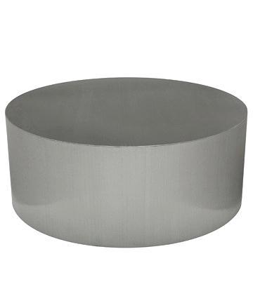 stanley coffee table stainless steel round coffee table