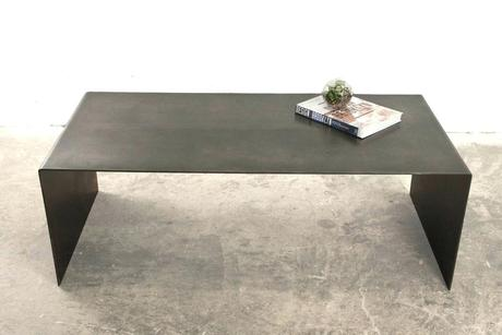 stanley coffee table steel coffee table