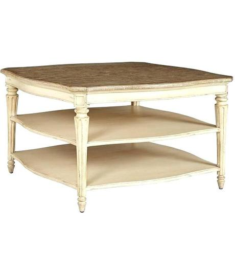 stanley coffee table cottage cocktail table cottage cocktail table