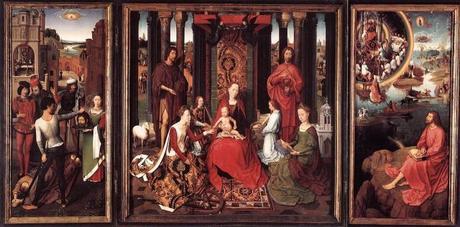 1474-79 Memling,_polittico_di_san_giovanni Oud Sint-Janshospitaal Bruges