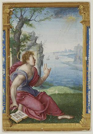 1525-30 Noel Bellemare Louvre