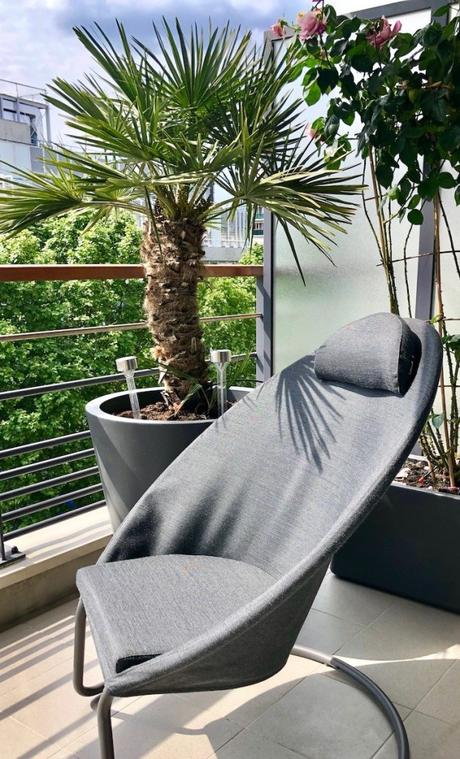 Un semblant d'aventure sur la terrasse avec Lafuma Mobilier