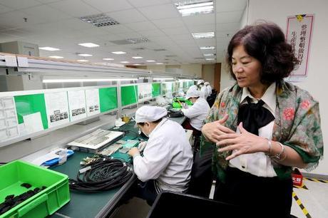 Droit des femmes au travail : Taiwan au premier rang en Asie !!