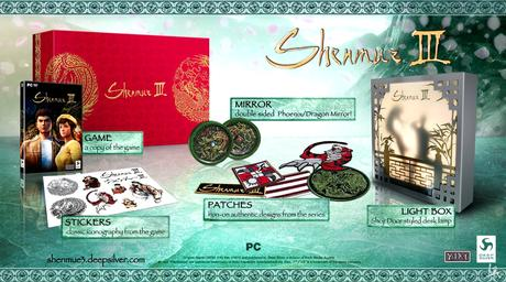 Shenmue III- L'édition Collector