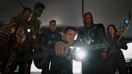 Le Marvel: 1:6: The Avengers (Ciné)