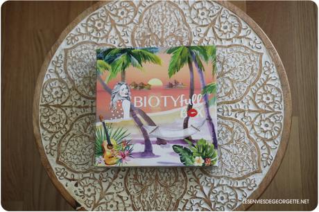 La Biotyfull Box de juin : l'estivale