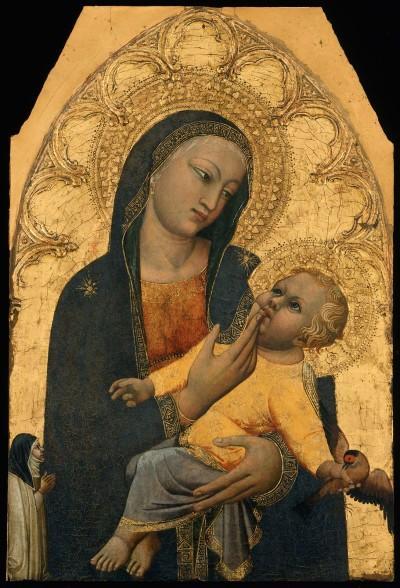 1380 ca Antonio_Veneziano _Museum_of_Fine_Arts,_Boston