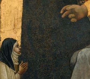 1380 ca Antonio_Veneziano _Museum_of_Fine_Arts,_Boston detail main