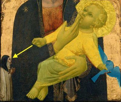 1380 ca Antonio_Veneziano _Museum_of_Fine_Arts,_Boston schema