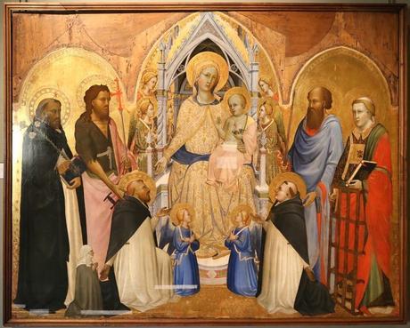 1375 Agnolo_gaddi,_madonna_in_trono_e_santi,_,_da_s.m._novella_qa_firenze Galleria nazionale (Parma)