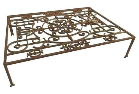 iron gate coffee table iron gate coffee table awesome french iron gate cocktail table wrought iron table ideas