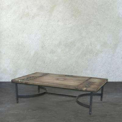 iron gate coffee table castle gate coffee table
