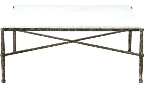 iron gate coffee table vanguard compendium square cocktail table in top and french gate hammered metal frame