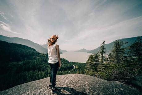 CANADA   Séjour en montagne à Squamish