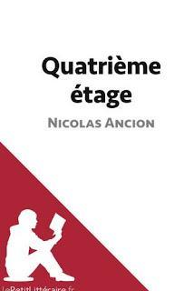 avis sur Quatrième étage de Nicolas Ancion