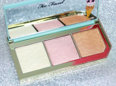 La palette Triple Scoop de Too Faced !