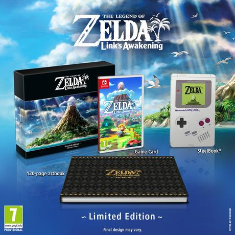 The Legend of Zelda : Link's Awakening – L'édition collector