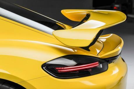 Porsche 718 Cayman GT4 & 718 Spyder: atmosphériques